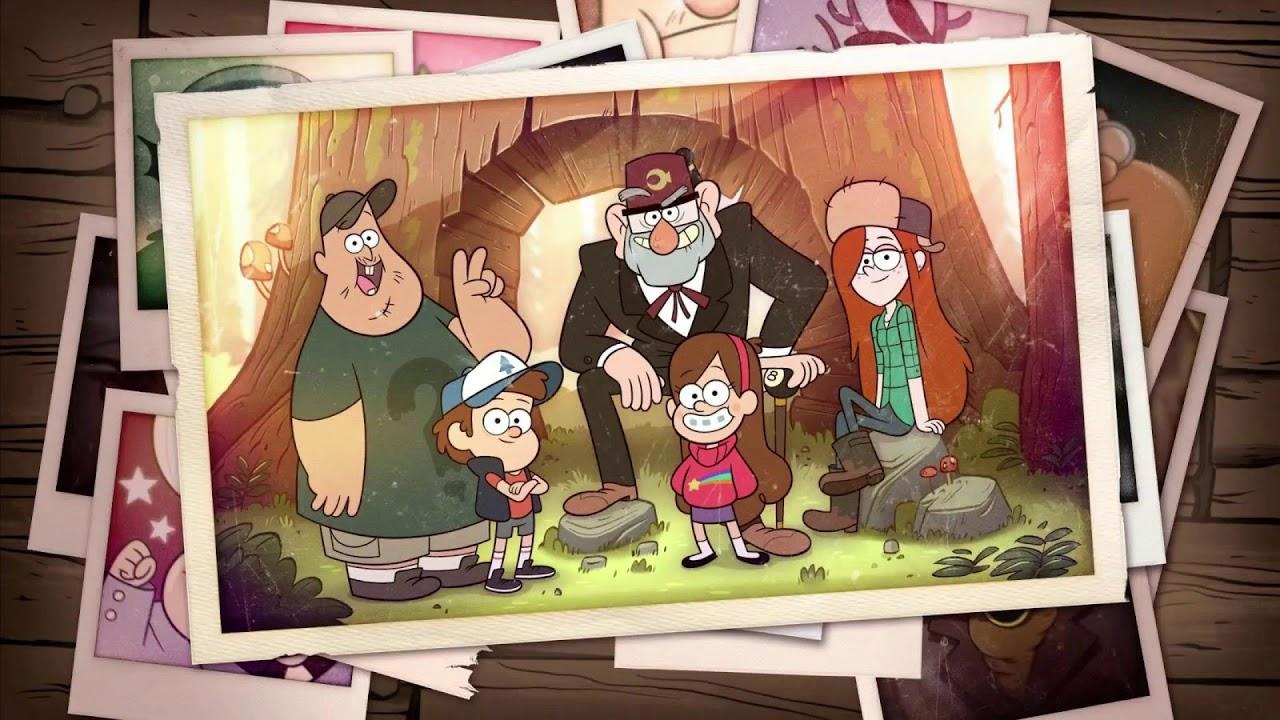 Gravity Falls Suomi