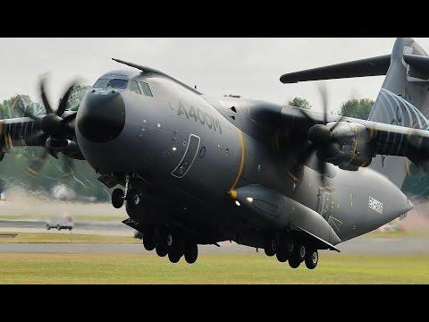 Airbus A400M Atlas Display @ RIAT 2015
