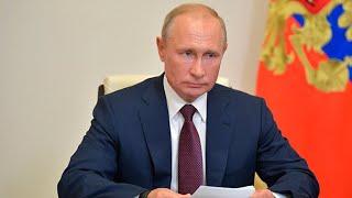 Путин провел заседание президиума Совета по стратегическому развитию и нацпроектам