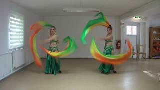 Bengü Sigamiyorum - double veil Belly dance by Twerkies