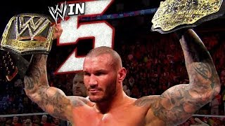 WWE in 5 - Week of December 16, 2013