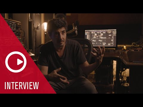 Amon Tobin on Producing and Composing in Cubase   Steinberg Spotlights