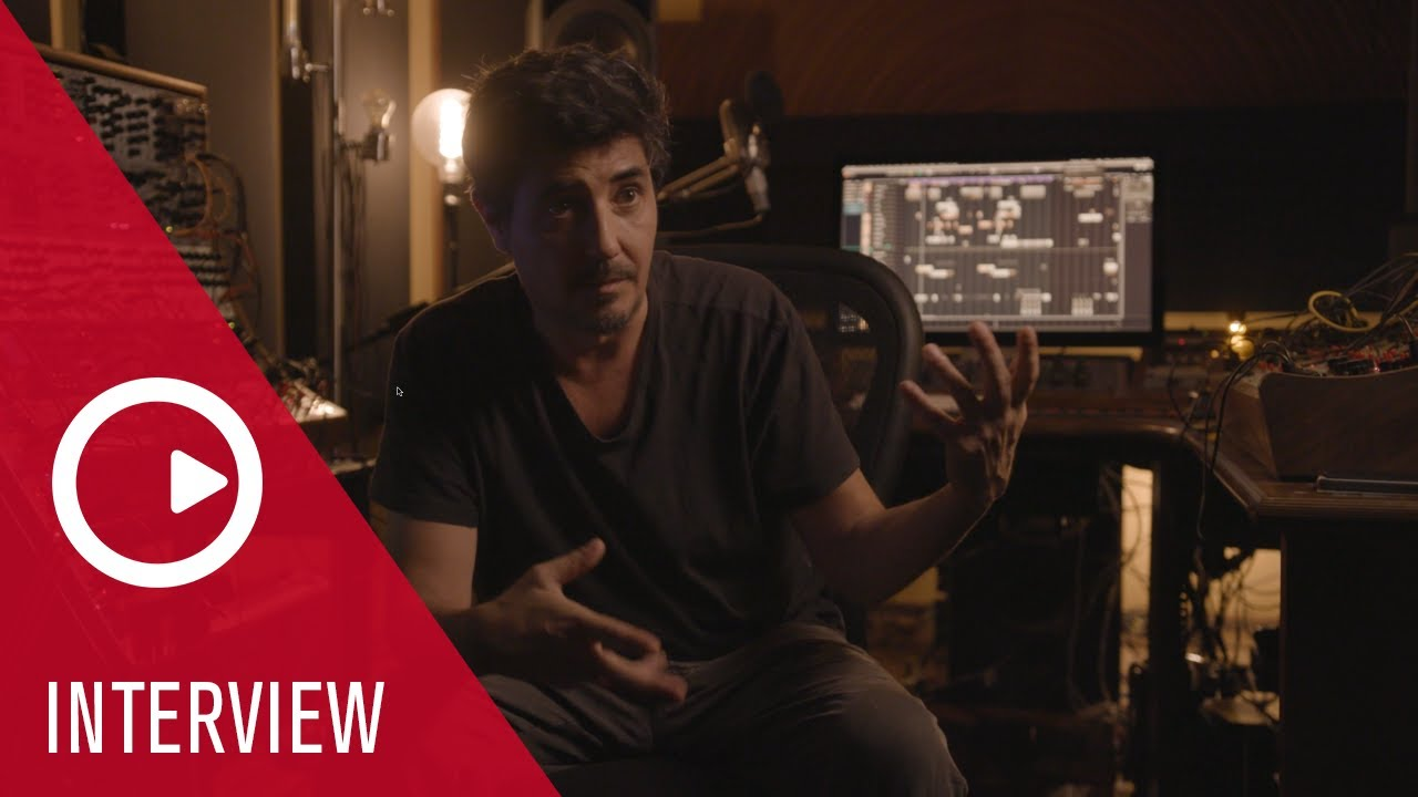 Amon Tobin on Producing and Composing in Cubase