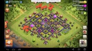 Let´s Play Clash of Clans #1 - Der Krieg beginnt!