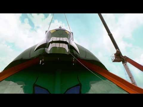 Cartoon Network Amazone Water Park- Humungaslide Water Coaster