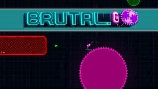 Brutal.io Gameplay - THE BIGGEST BRUTAL BALL - Let