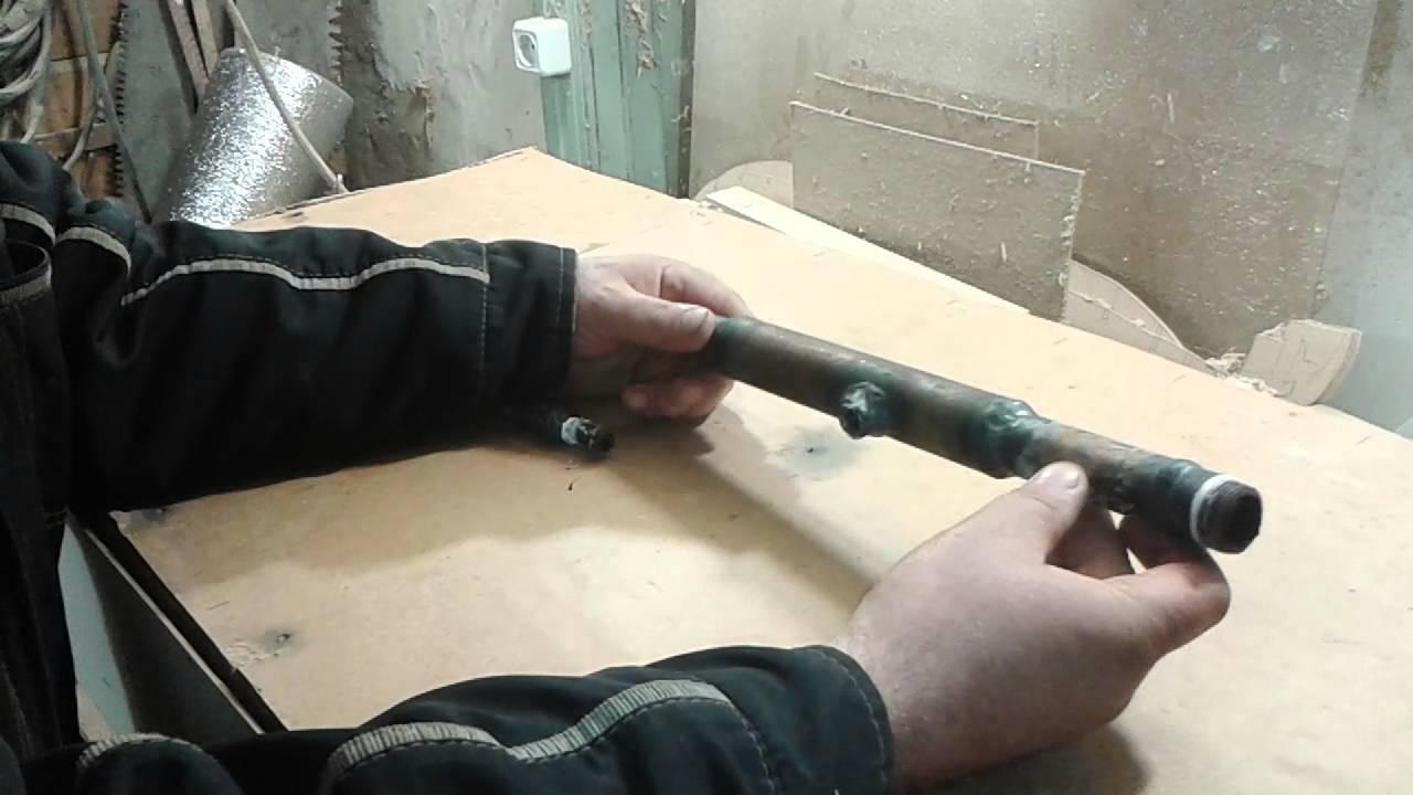 Как сделать инжектор своими руками фото 453