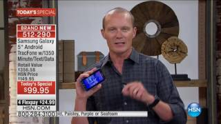 HSN | HSN Today: Electronic Connection featuring Samsung 09.28.2016 - 08 AM