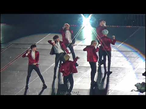 171014 BTS TWT in Kyocera Dome - FIRE - Japanese ver.