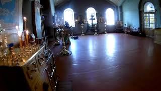 Смотреть видео Храм Георгия Победоностца в Москве в Лучниках онлайн