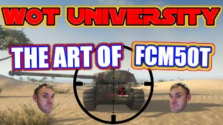 World of Tanks The Art of the FCM-50T is it worth the GOLD?