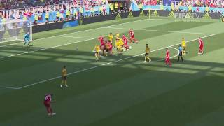 Set Play Analysis – FK Goals Clip 1 - FIFA World Cup™ Russia 2018