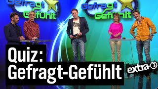 """Extra 3""-Night Live – Alternative Fakten als Quiz-Format"