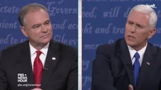 تقدم الجمهوريين على الديمقراطيين في مناظرة مرشحي نائب الرئيس