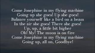 Come Josephine In My Flying Machine Ada Jones Billy Murray Lyrics