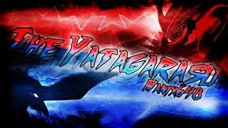 MEGA RAYQUAZA y EL YATAGARASU | The Yatagarasu by Manix648