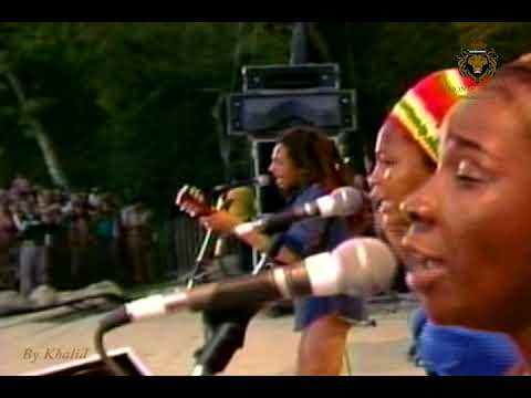 Them Belly Full - BOB MARLEY - CONCERT -SANTA BARBARA 1979