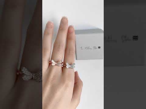 clara butterfly ring 3