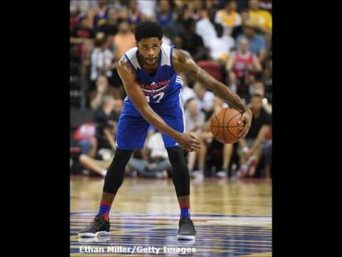 """Larry Drew II """"Coach Brown is awesome - he does a great job of knowing how to reach his players"""""""