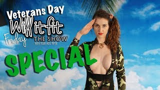 Will It Fit: Special Remembrance Day Show!