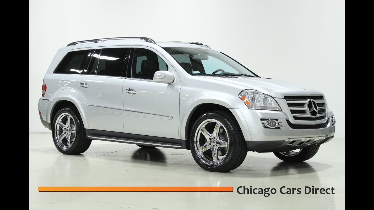 Chicago cars direct presents a 2011 mercedes benz gl550 for 2011 mercedes benz gl550