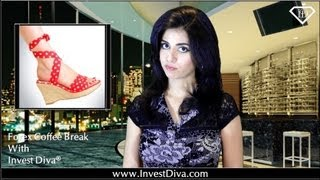 Wedges Continuation or Reversal Pattern | #51 Invest Diva Forex Trading Education
