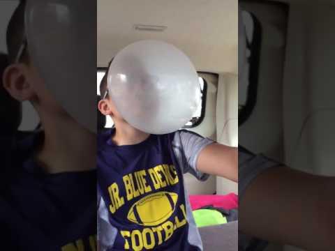 Biggest bubble