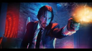 Adrenaline / John Wick - cinematic (Gesaffelstein - Hate or Glory)