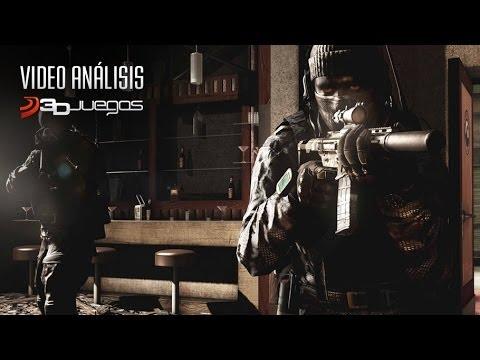 Call of Duty Ghosts - Vídeo Análisis 3DJuegos