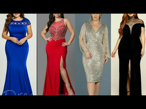 plus-size-evening-dresses-collection-2019-||-prom-dresses-||-party-wear