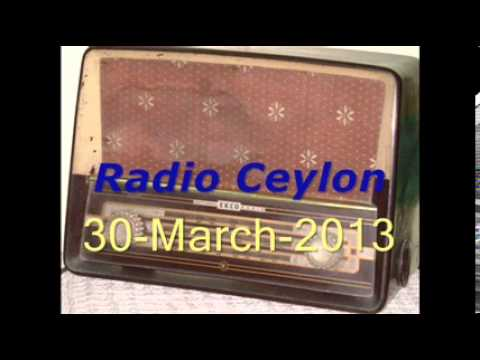 Tribute to Anand Bakshi~COMPLETE PROGRAM~Radio Ceylon 30-03-2013~Morning~Part-2
