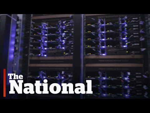 The Next: Server farms