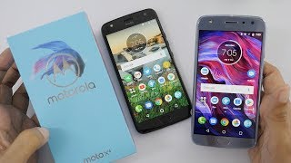 Moto X4 Smartphone 6GB RAM Variant Hands On Overview