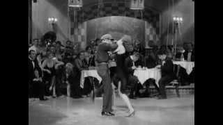 Огни большого города (в ресторане) Чарльз Чаплин