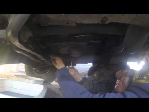 Reinstalling the Tranny Pan 94 Ford Ranger A4LD