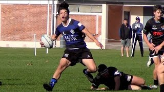 WHACKCITY 3 | Best rugby steps, ankle breakers & footwork