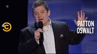 Patton Oswalt - Tragedy Plus Comedy Equals Time - Adorable Racism