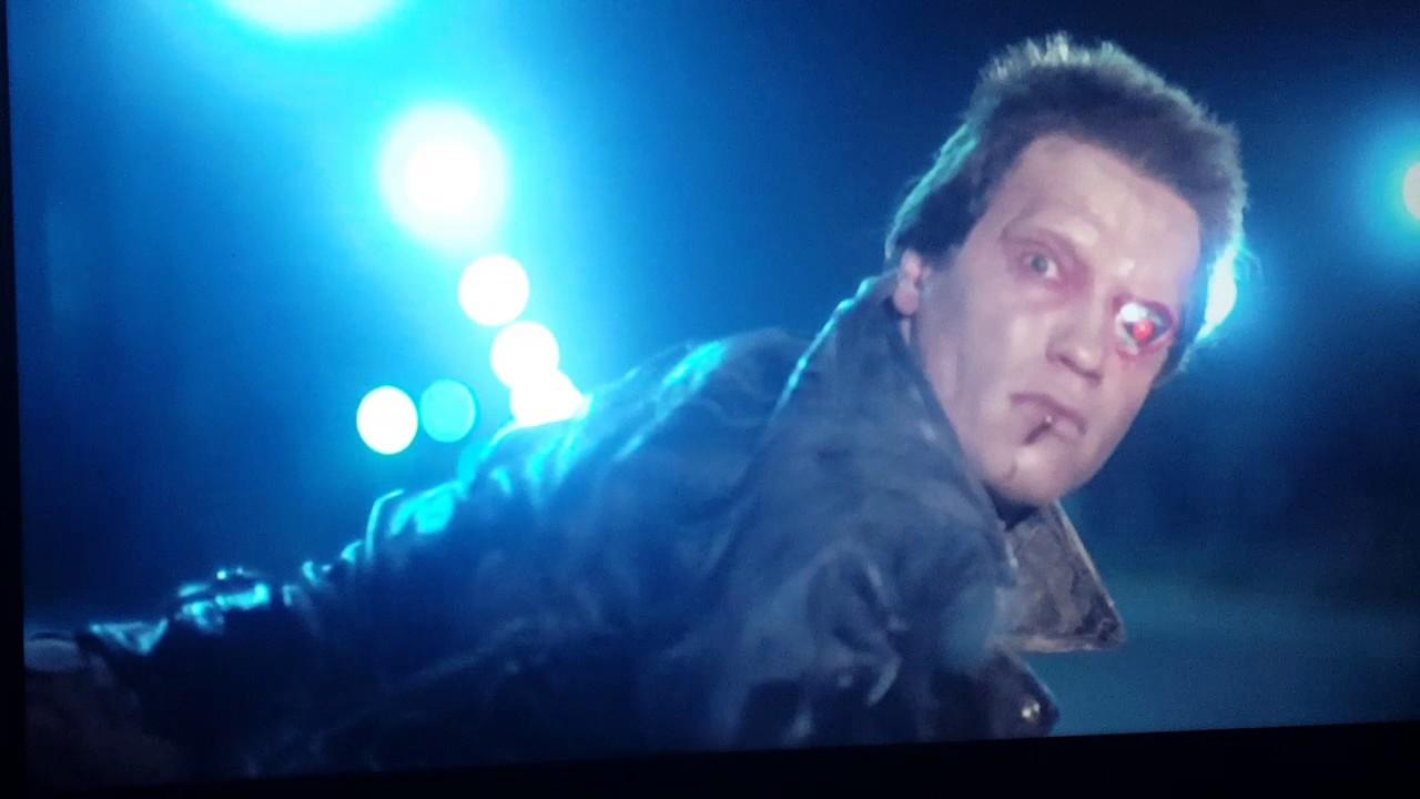 Terminator[1984] - Truck Chase Scene! | Video