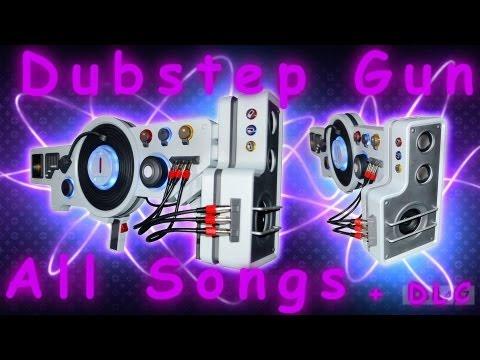 All Dubstep Gun Songs + All DLC Songs: Saints Row 4