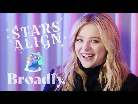 Chloë Grace Moretz Is the Perfect Aquarius  Stars Align