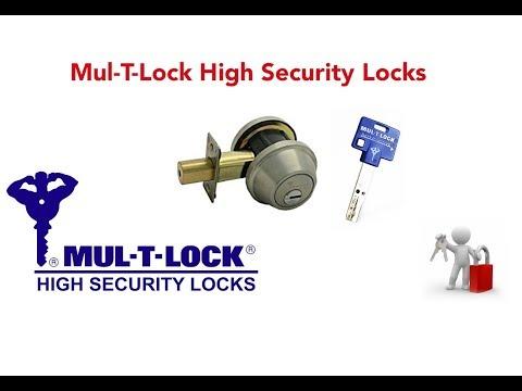 Building Mul-T-Lock High Security Locks