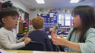 Math Generation: Kinder 3 Act Task - Batey ES