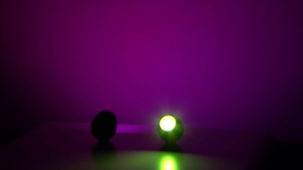 NC6890 - LAMPE D'AMBIANCE LED NOIR 256 COULEURS