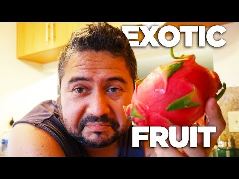 PREPARING AND EATING DRAGON FRUIT FROM MEXICO🇲🇽 //Villas Channel Vlog