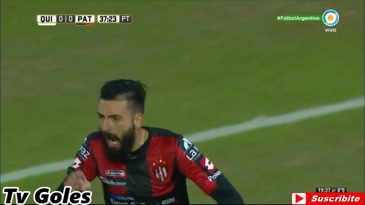 Quilmes 0-1 Patronato Parana
