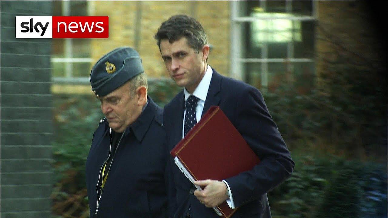 Theresa May Fires Gavin Williamson, Defense Secretary, Over Huawei Leak
