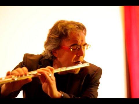 Jazz & Rock Flute - straight latin-rock groove by Dirko Juchem