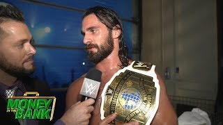 Seth Rollins left no doubt about why he's Intercontinental Champion: WWE Exclusive, June 17, 2018 thumbnail