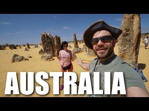 Happy Traveller στην Αυστραλία | Μέρος 1 | ΠΕΡΘ