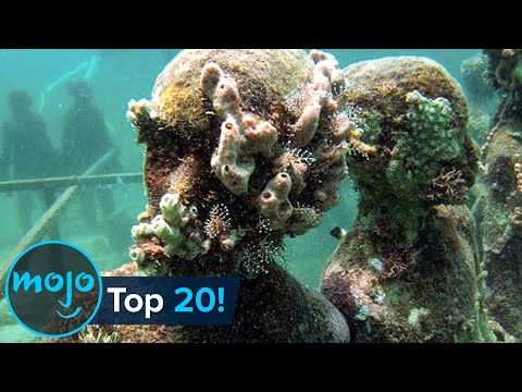 Top 20 Deep Sea Mysteries That Will Freak You Out